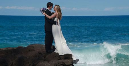Kauai Wedding Photography Minister