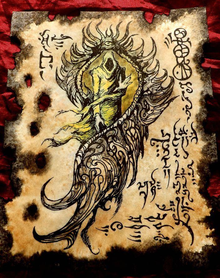 Necronomicon by Mr Zarono RPG t RPG