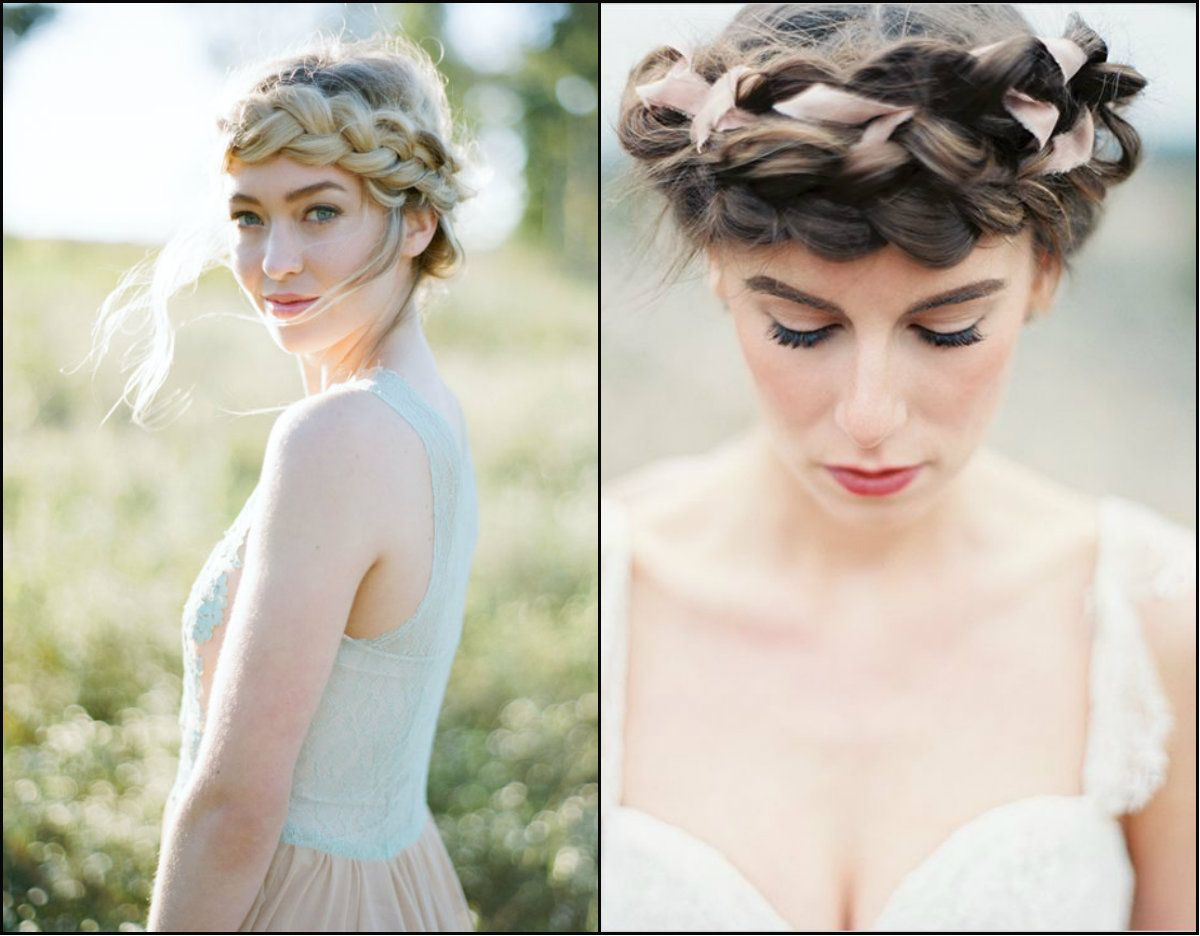Lovely Wedding Braids Hairstyles 2017 // #2017 #braids #Hairstyles ...