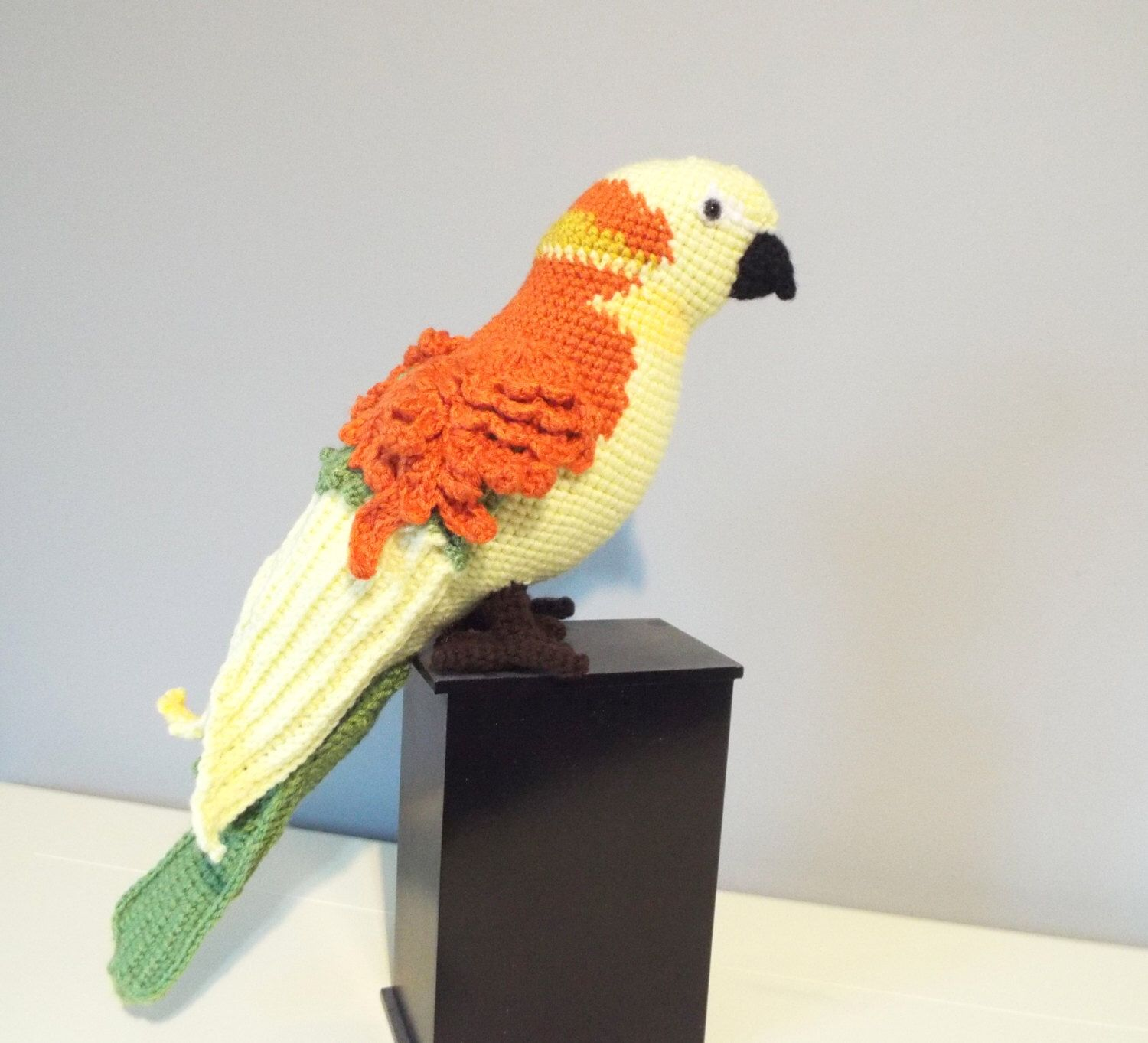 Pin By Sara Barbour On Iuventus Crochet Crochet Parrot Crochet