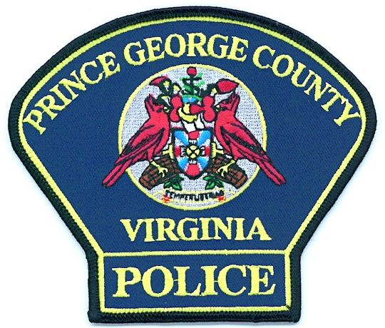 Prince George County Police Department George County Prince George County Police Patches