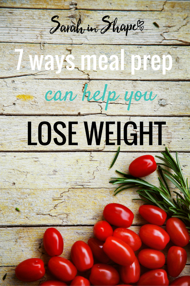 Meal prep recipes and planning can help weight loss. Here's how + free…