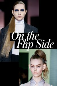 Backstage Confidential: The Best Hair and Makeup Moments From Fall '15 - Gallery - Style.com