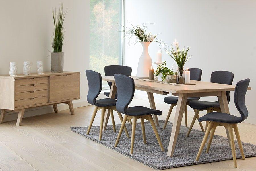 Marte spisebord | Tabeller, Møbelideer, Interiør
