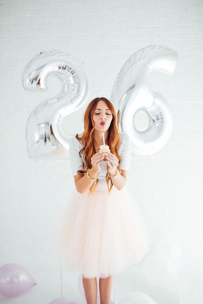 Number Balloons Photo Anniversaire Photo Ballon Et Decoration