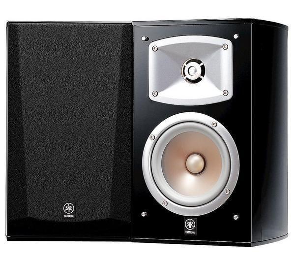 Yamaha NS 333 - HiFi speakers - black