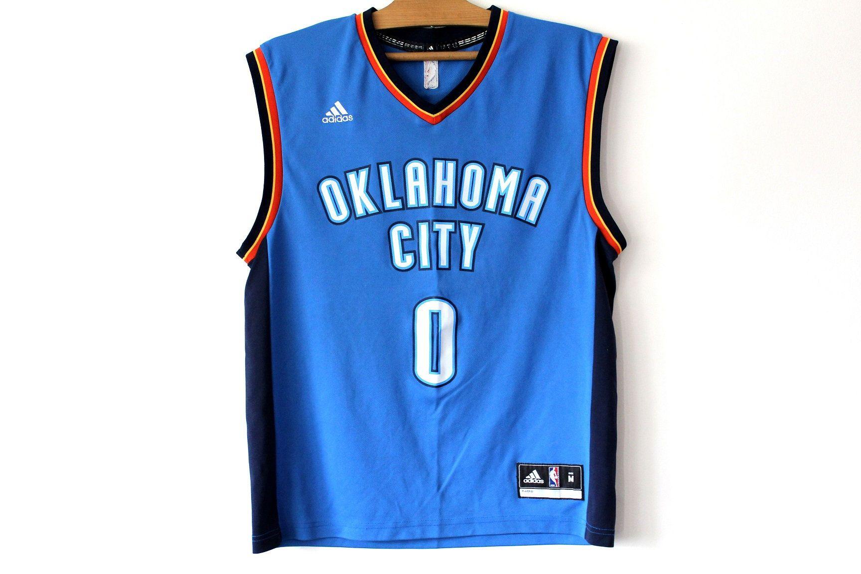 Blue Adidas Jersey, Vintage NBA Jersey, Basketball Jersey, Sports ...