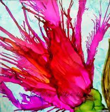 Image result for alcohol ink art