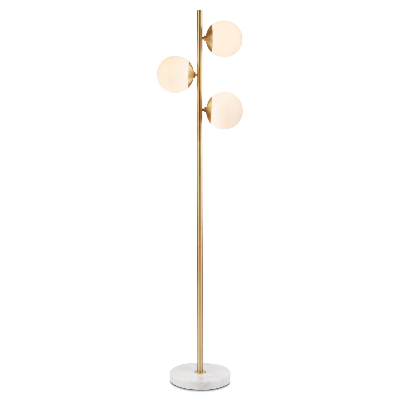 Holloway Floor Lamp Gold Value City Furniture And Mattresses Gold Floor Lamp Floor Lamp Lamp