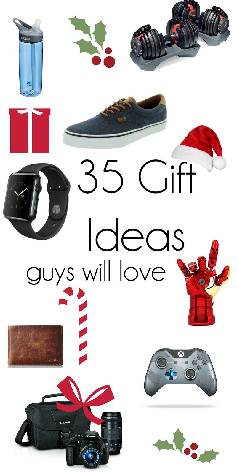 Gift Ideas for Guys! || Little Bits of Lacey | Share Your Craft ...