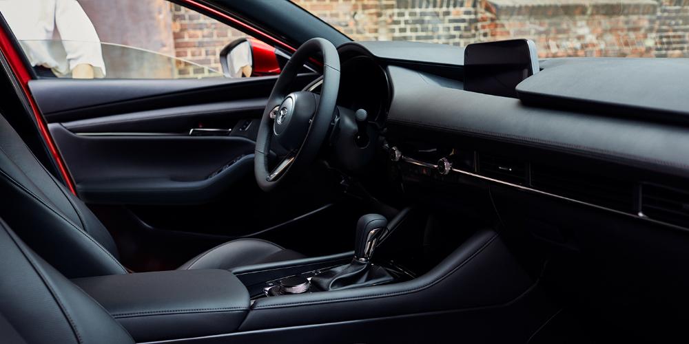 2020 Mazda 3 Hatchback Interior Mazda 3 Hatchback Mazda 3 Hatchback