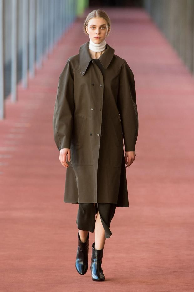 Christophe Lemaire Autumn (Fall) / Winter 2015