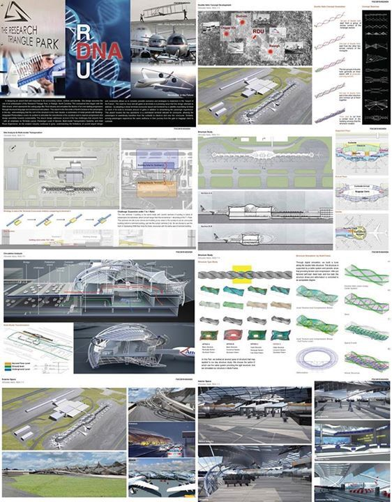 Fentress Global Challenge 2015 : Airport of The Future