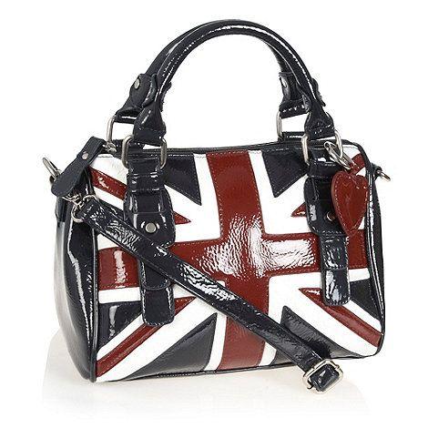 6fa808002e Red Herring Navy Union Jack grab bag... love it!   c'est la mode ...