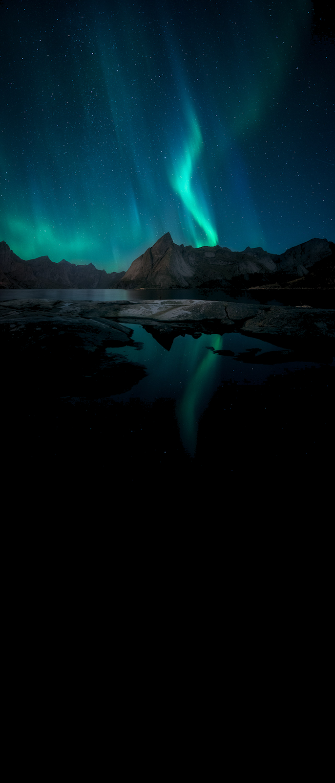 Aurora Borealis Wallpaper Iphone Android Background Followme Samsung Wallpaper Northern Lights Wallpaper Aurora Borealis