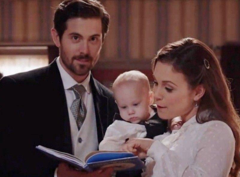 When Calls The Heart Season 6 Finale Lucas Elizabeth Baby Jack