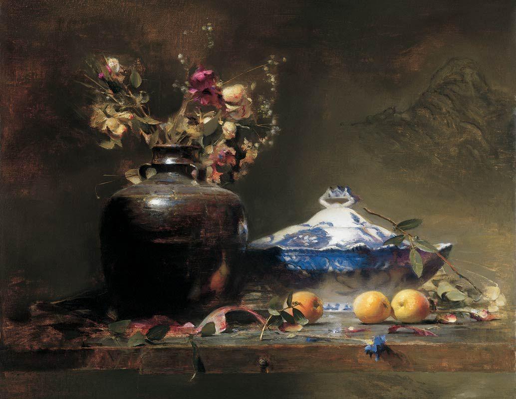 David Leffel Art Of Painting