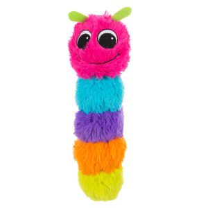 Toys R Us Pets Caterpillar Dog Toy Squeaker Toys Petsmart