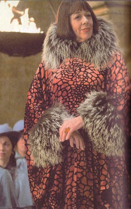 Frances De La Tour As Madame Olympe Maxime Headmistress Of The Beauxbatons Academy Of Magic Born To Harry Potter Goblet Harry Potter Films Harry Potter Books