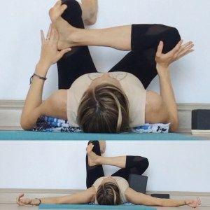 yin yoga at the wall  restorative yoga yoga poses wall yoga