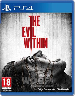 The Evil Within A New Scary Game 2014 Out On 21 October Don T Miss This Scary Game Mit Bildern The Evil Within Ps4 Spiele Zocken