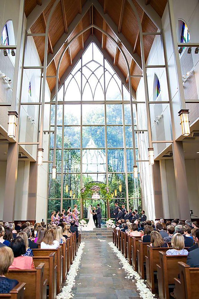 45 Breathtaking Church Wedding Decorations Wedding Forward Wedding Venues Indoor Wedding Event Venues Chapel In The Woods