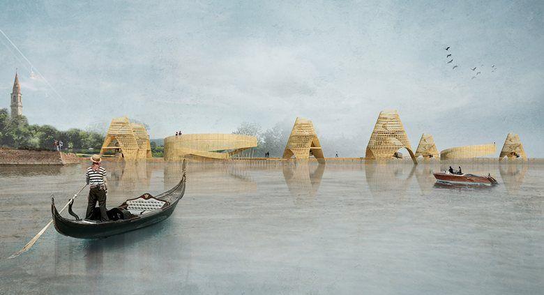 New ways to live, Venice, 2014 - OKS architetti