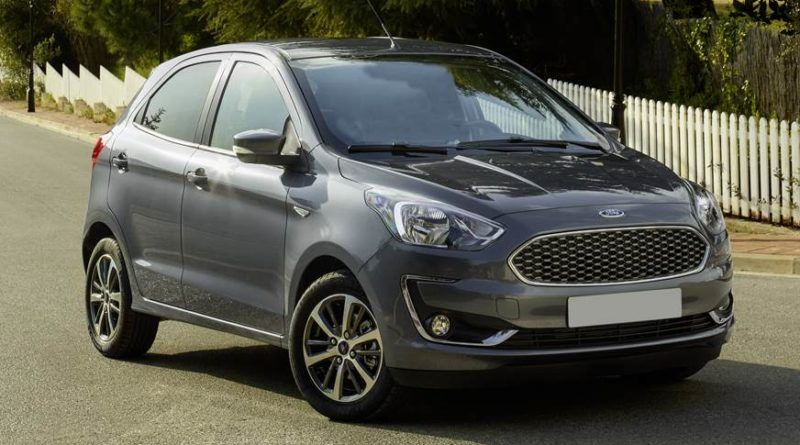 2019 Ford Figo Facelift Launching Today 2019 Ford Product
