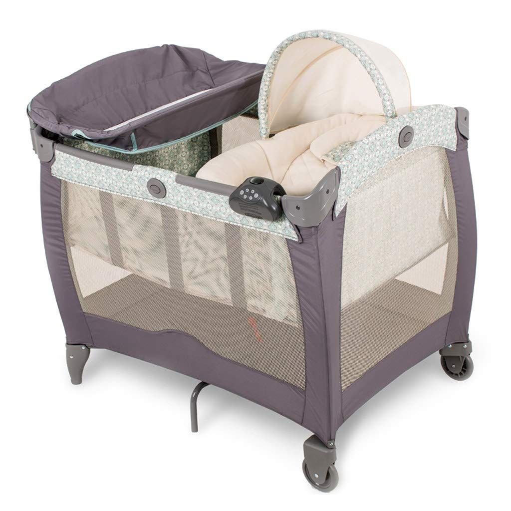 Bassinet Newborn Toddler Portable Mattress In 2020 Baby Bed Bassinet Sweet Dreams Baby
