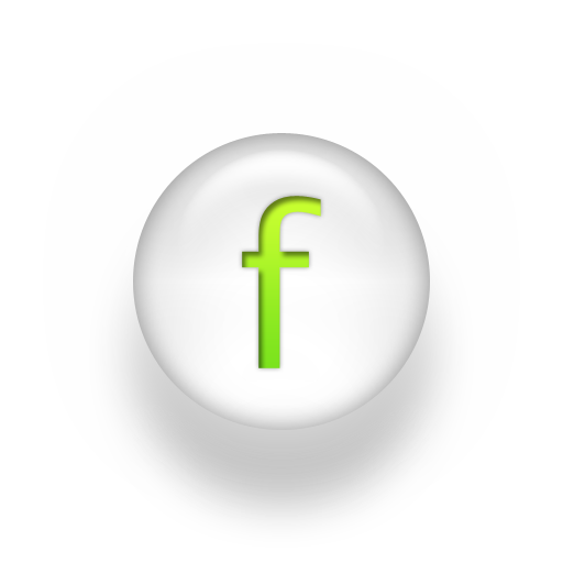 Letter F Icon 072475 Icons Etc Lettering Letter F Lime Green