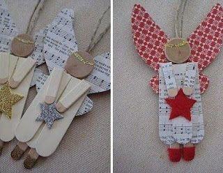 Artesanato, decoração, ideias para o Natal   Artesanato Que Faz