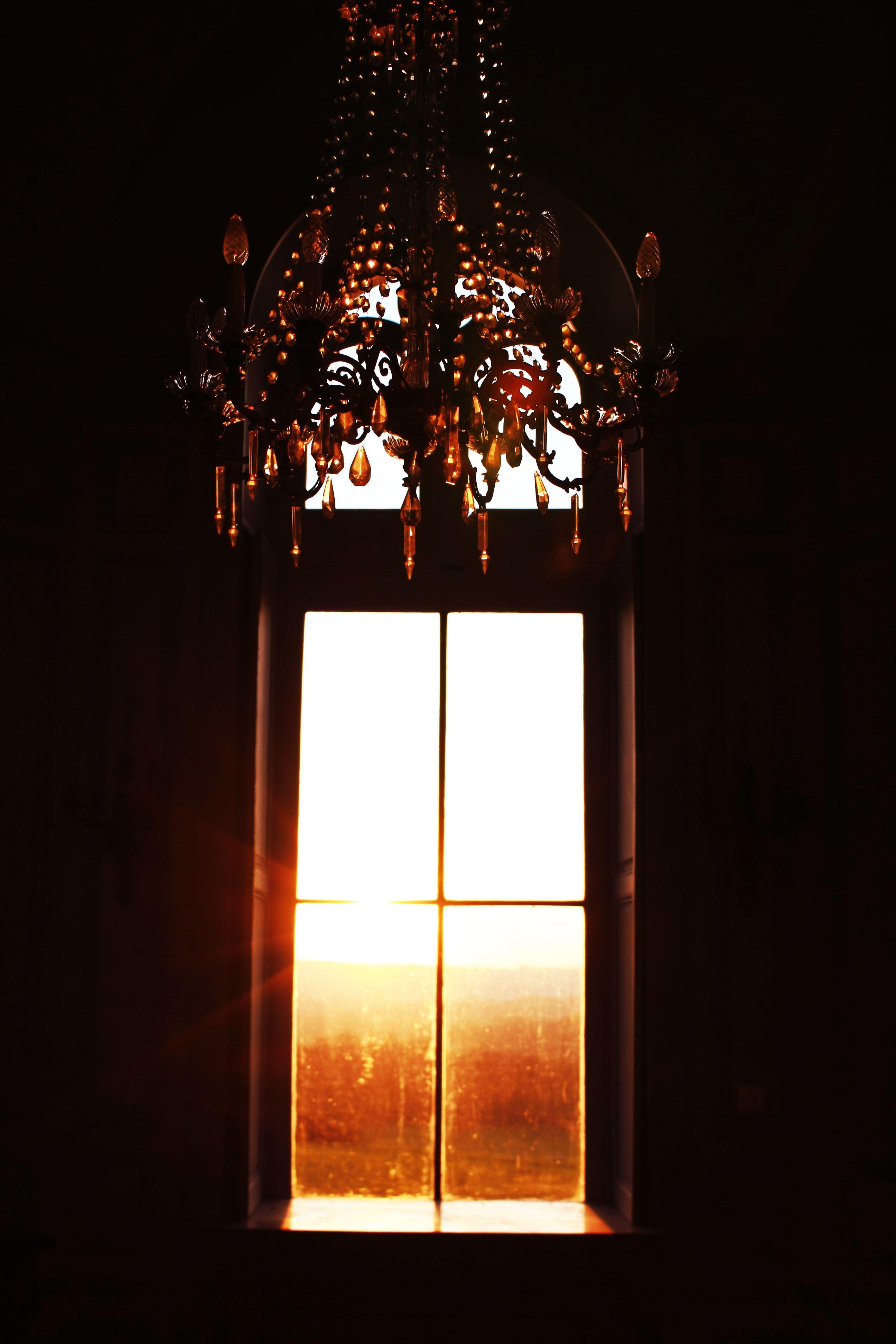 La lumière de la fin du jour
