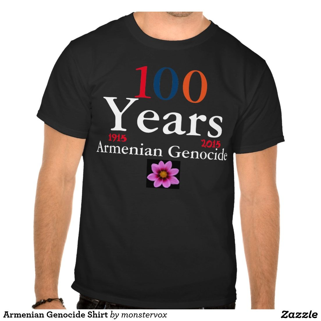 Armenian Genocide Shirt #ArmenianGenocide Go to www.zazzle.com/monstervox for more Armenian Genocide products