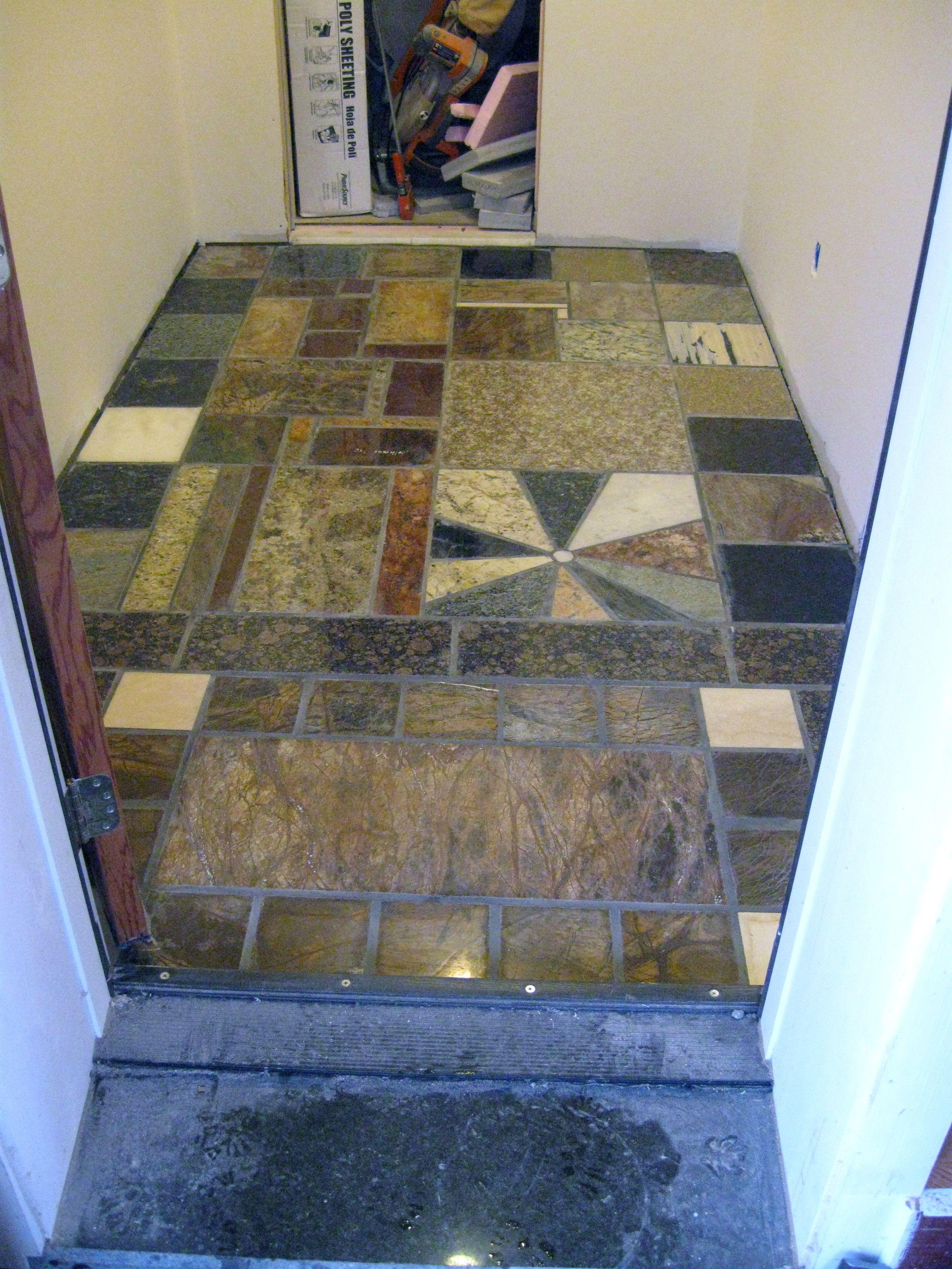 Granite Counter Top Scrap Floor Pictures To Inspire Me Pinterest
