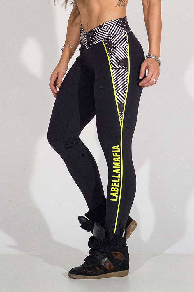 e63acd6078e57 Platinum Bond-in Legging - LABELLAMAFIA. Find this Pin and more on Workout  Clothes ...