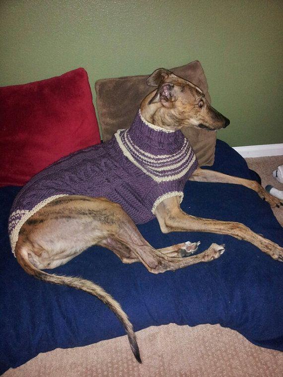 Whippet sweater pattern PDF file ONLY by pltsou on Etsy, $6.49 ...