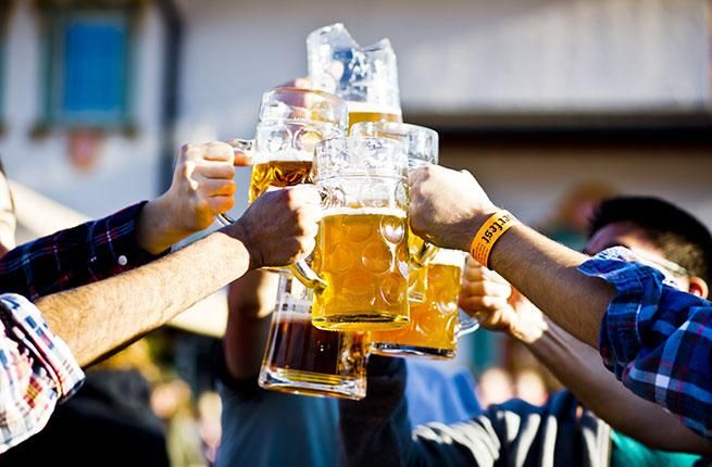 Oktoberfests are right around the corner!