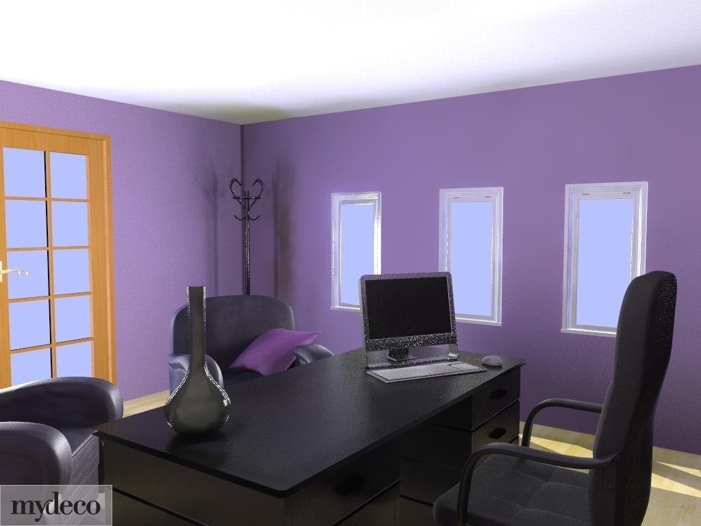 Cómo decorar una oficina. Fotos, ideas y consejos.   Decoracion ...
