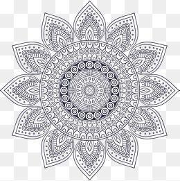 Dark Blue Mandala Png free download - #download #free #mandala - #new - #download -