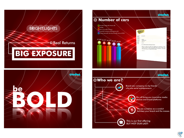 Powerpoint Pitch For Led Billboard In Jamaica Powerpoint Pitch For