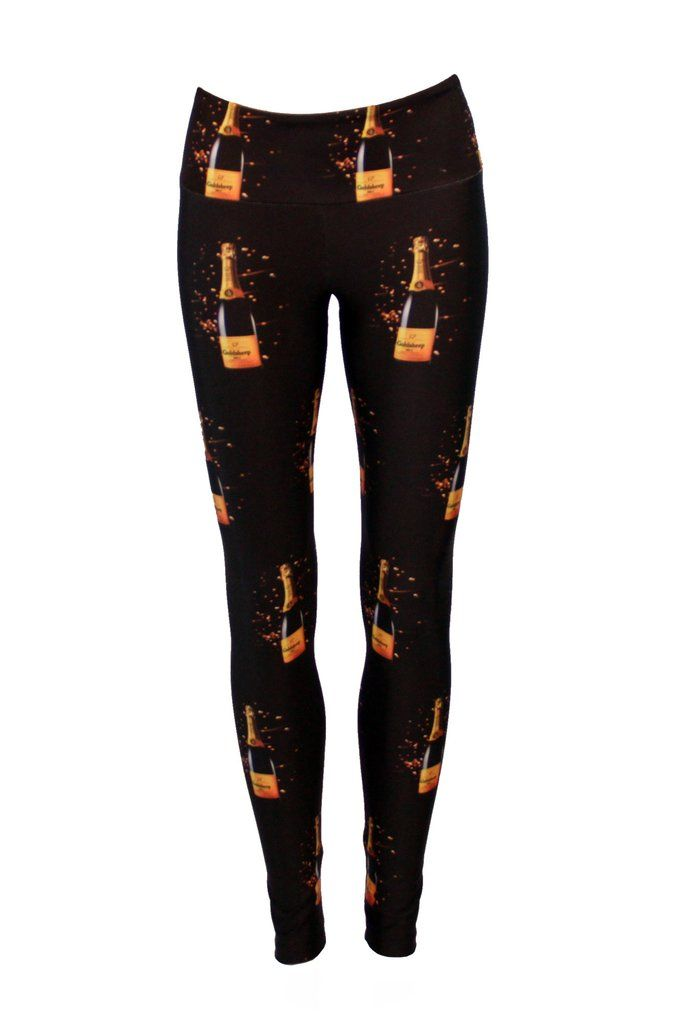 a8656569ffff0 What better way to celebrate than in the Goldsheep Champagne legging! Back  for a limited time by popular demand!