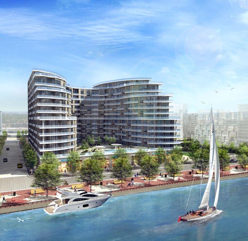 Aquavista At Bayside Condos Talkcondo New Condos In Toronto Bayside Condo Toronto Condo Luxury Condo