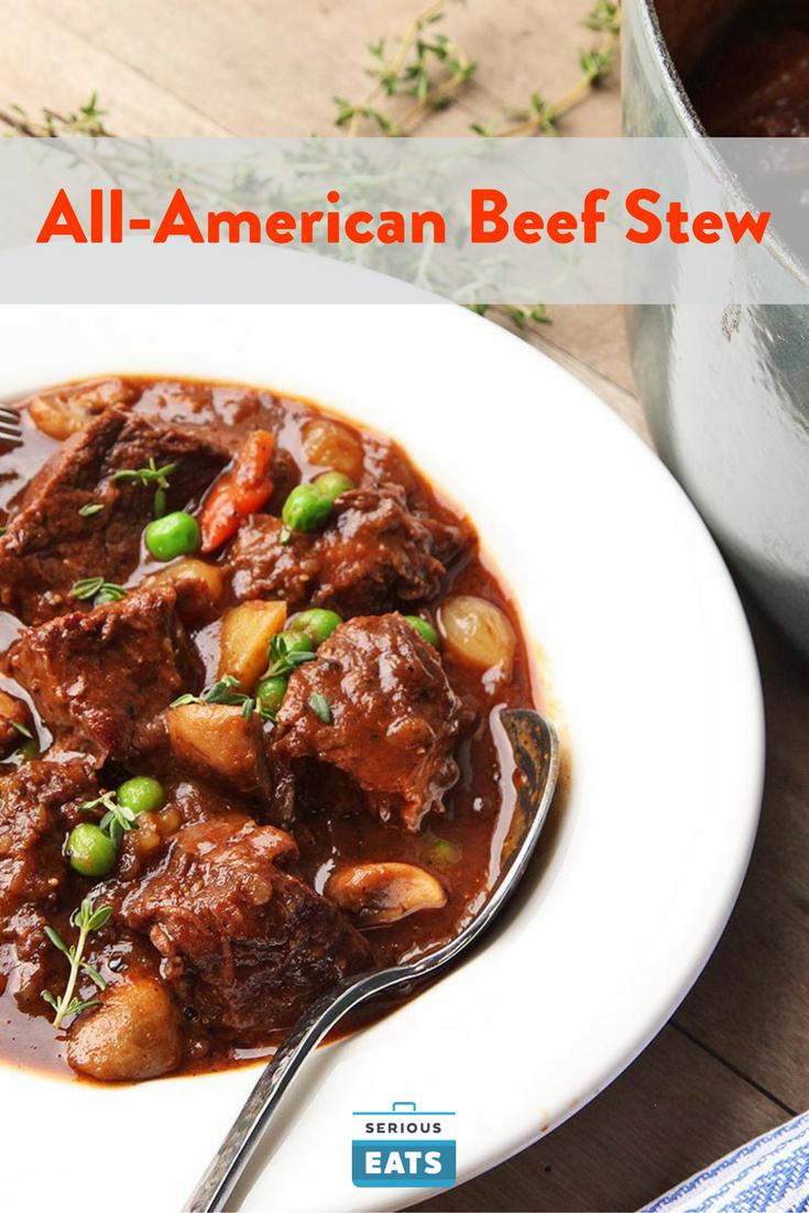 All American Beef Stew Recipe Recipe Stew Recipes American Beef Stew Beef Stew Recipe