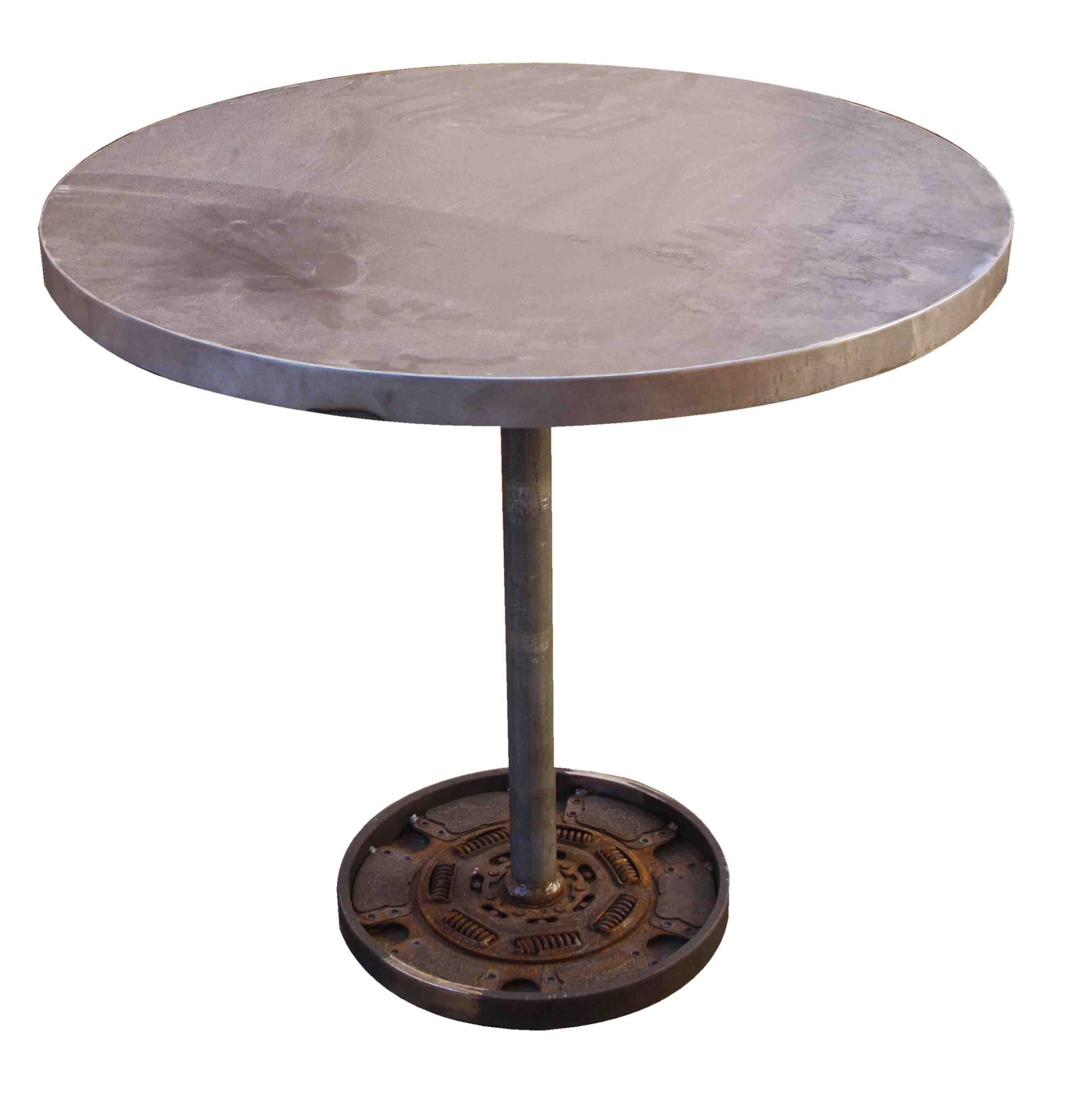 Photo : Metal Round Table Images