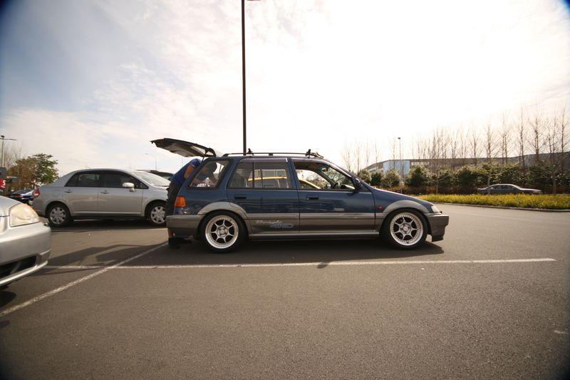 Honda Civic Shuttle Beagle 4WD | Things I love | Pinterest | Honda civic, Honda and Jdm