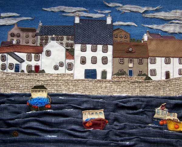 Scottish textile art carol arnott textile gallery page 1