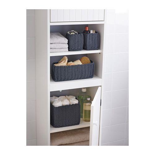 NORDRANA Korb 4er-Set - - - IKEA | Ikea Einkauf | Pinterest ...