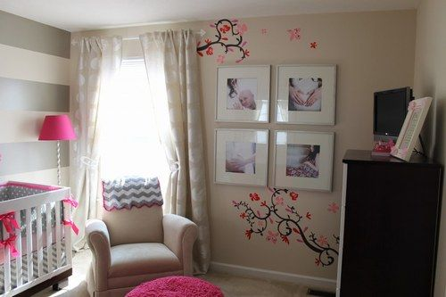 Chambres de bébé, un peu d\'inspiration pour les futures mamans ...