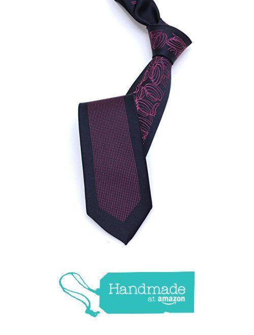 "Black and red striped men's tie 6,5 cm (2,56"") SL-150 from Nazo Design https://www.amazon.com/dp/B01FWAA9BC/ref=hnd_sw_r_pi_dp_DEG6xbY8903GT #handmadeatamazon #nazodesign"