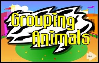 Animal Classification Interactive Learning Sites For Education